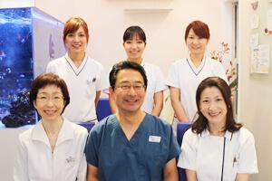 溝口歯科医院スタッフ一同
